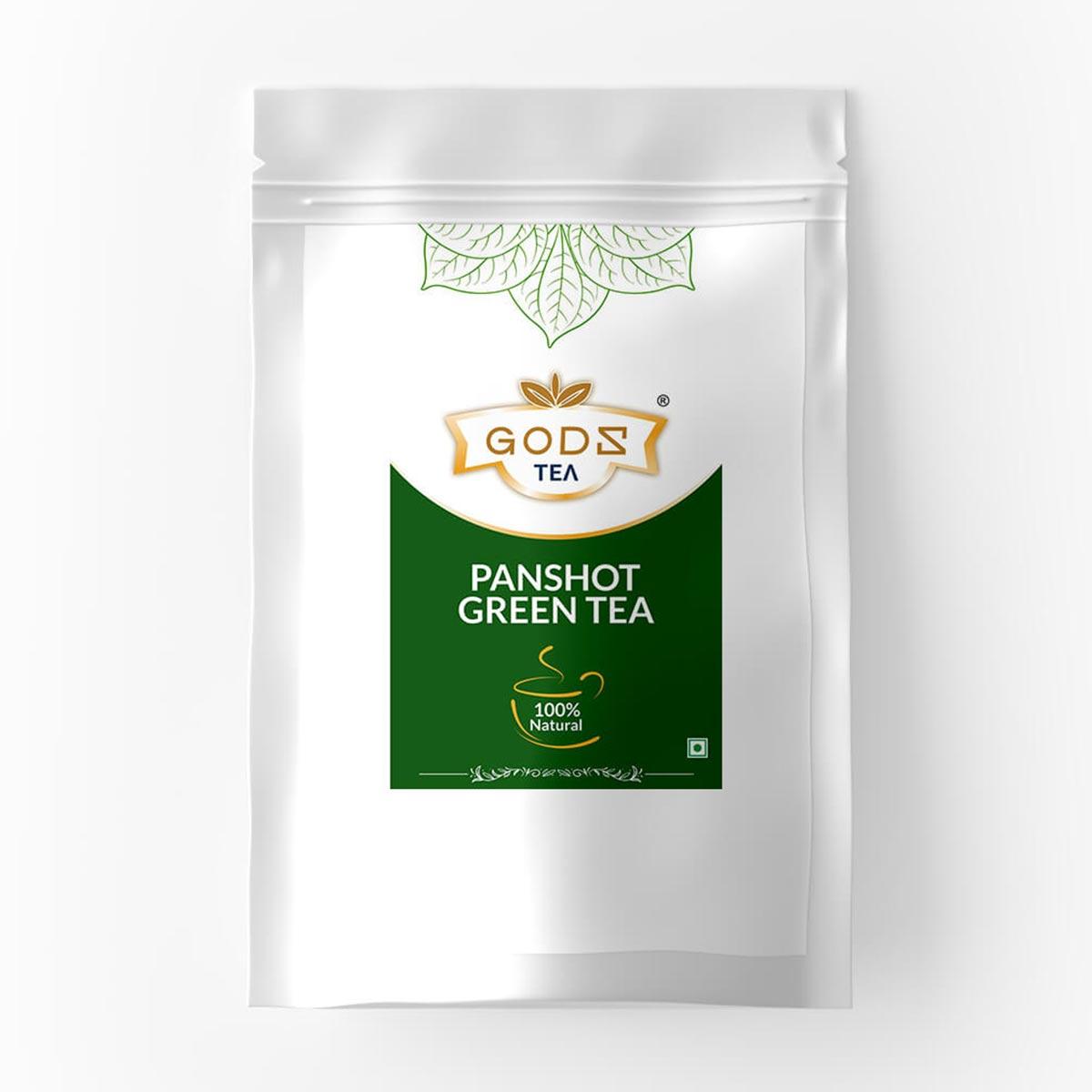 Herbal Panshot Green Tea