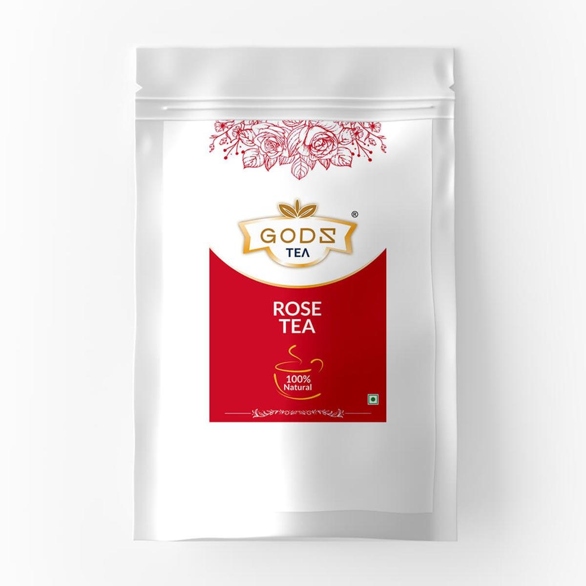 Herbal Rose Tea