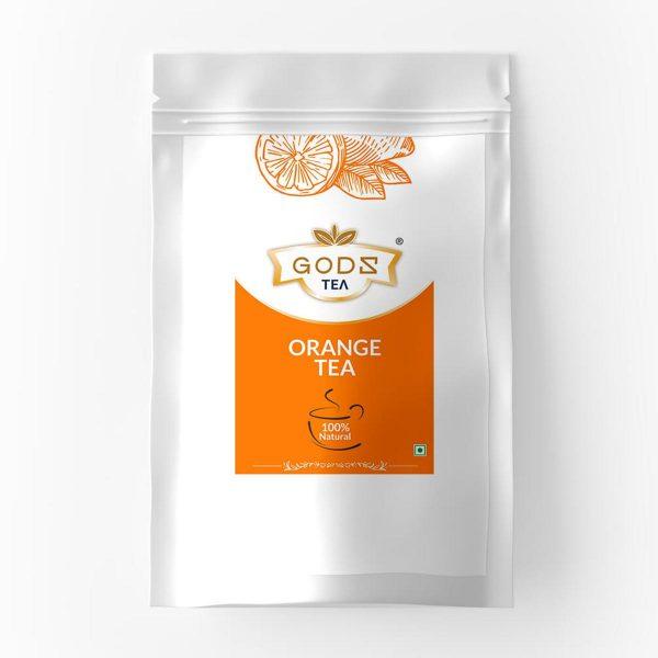 Herbal Orange Tea