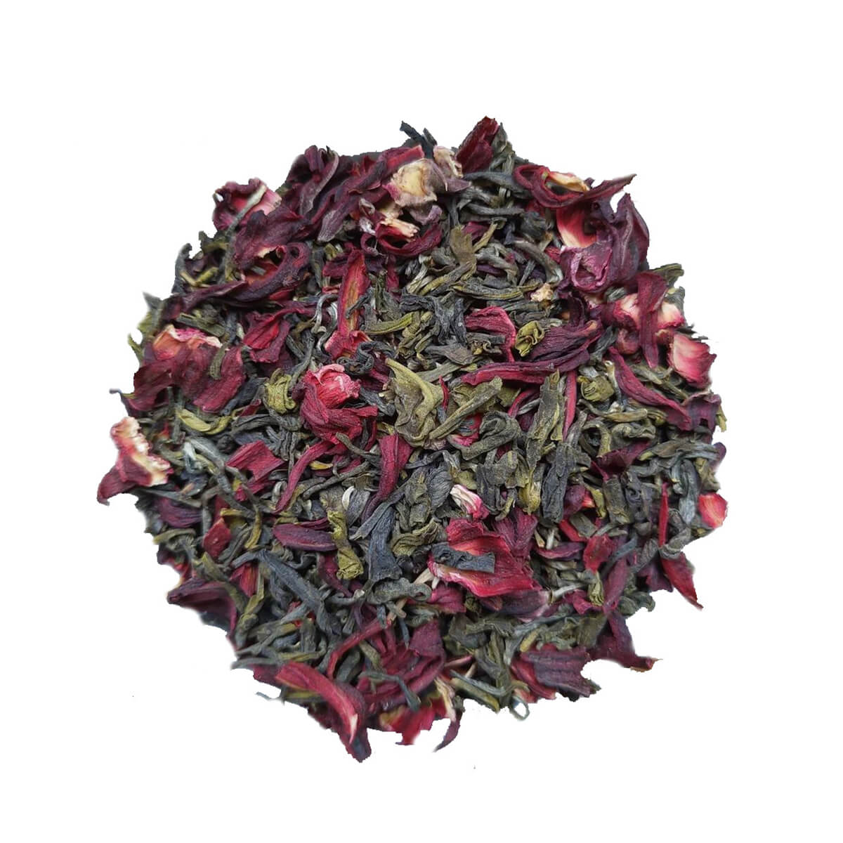 Hibiscus green tea Buy Chai Online
