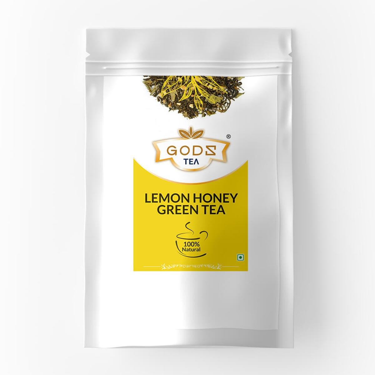 Herbal Lemon Honey Green Tea Buy Chai Online