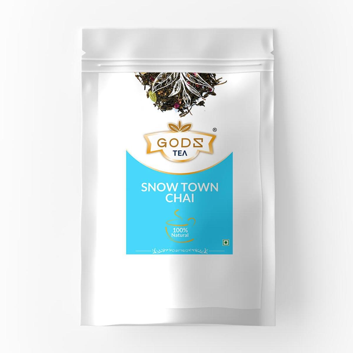 Herbal Snow Town Chai