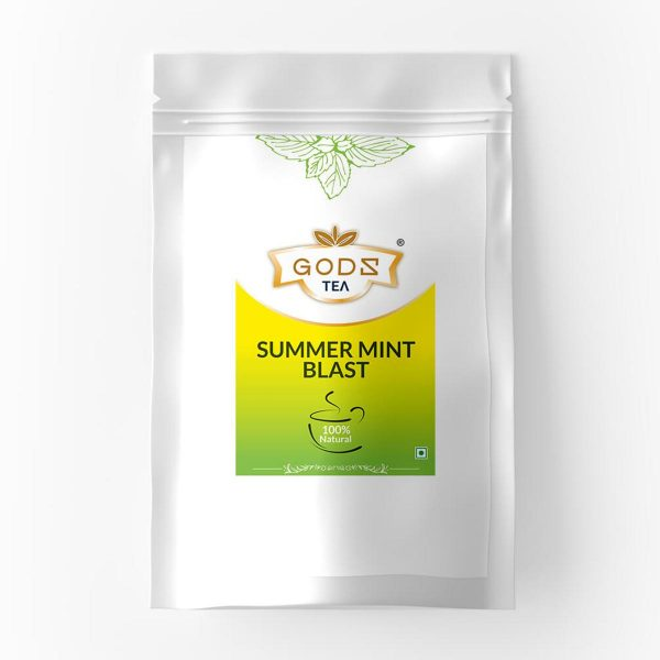 Herbal Summer Mint Blast