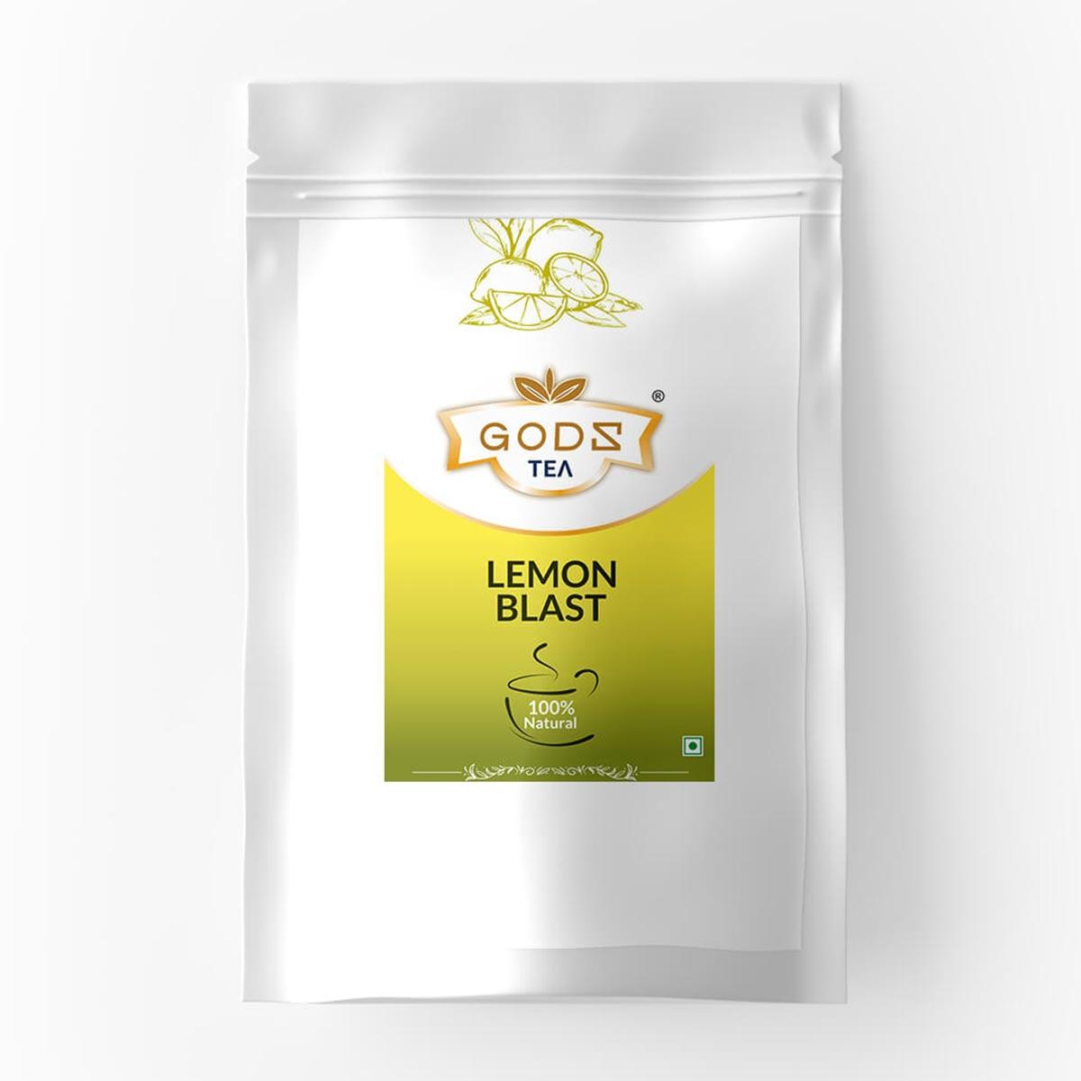 Herbal Lemon Blast Tea Buy Chai Online