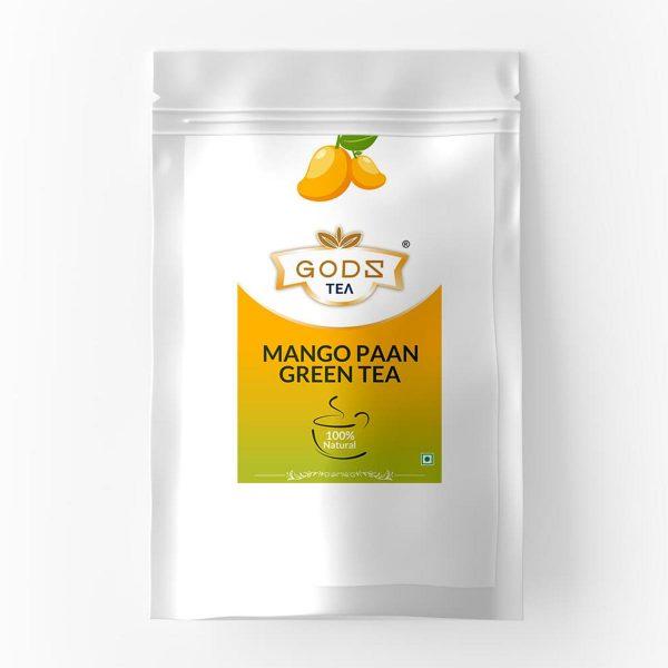Herbal Mango Paan Green Tea Buy Chai Online