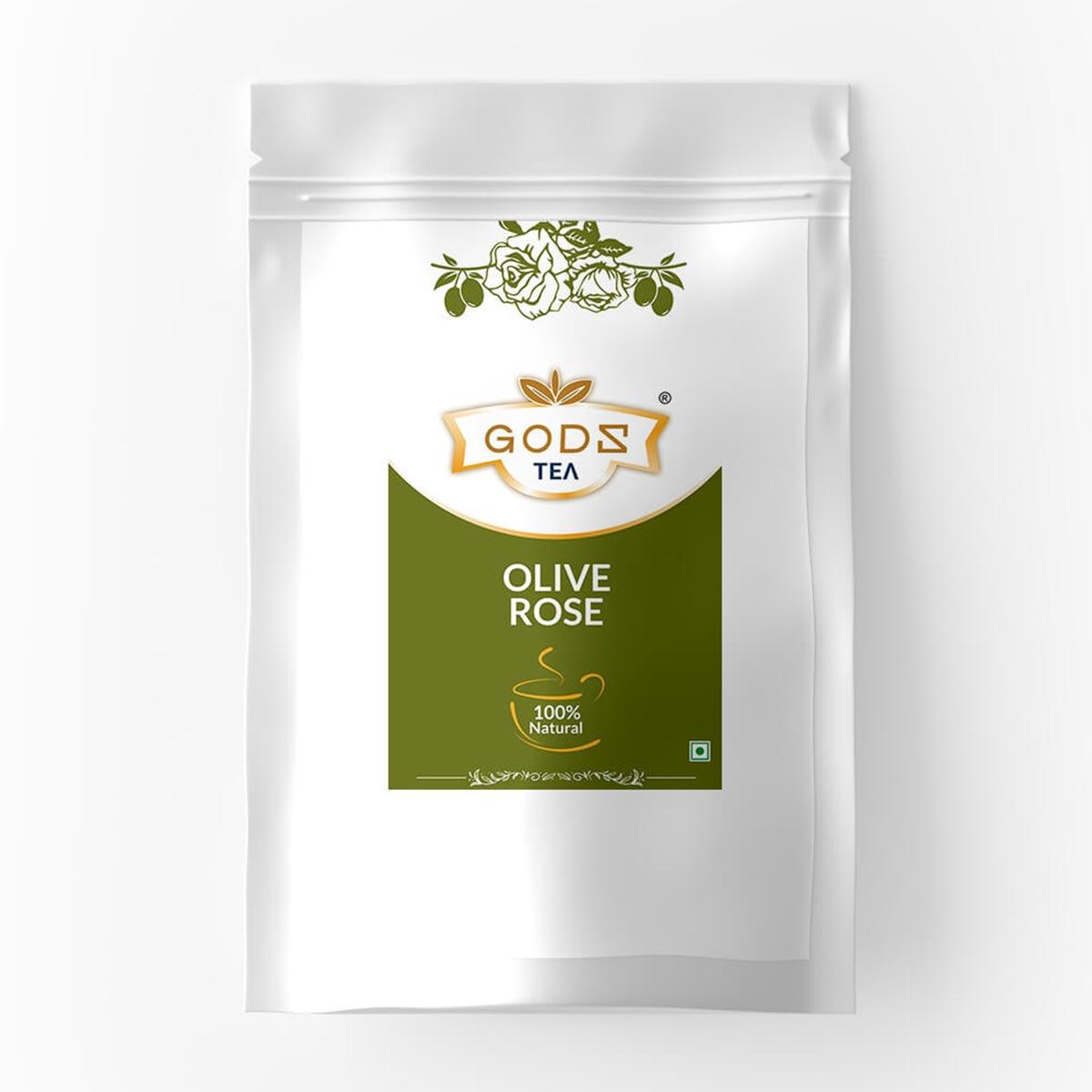 Olive Rose Herbal Tea Buy Online at buychai.in