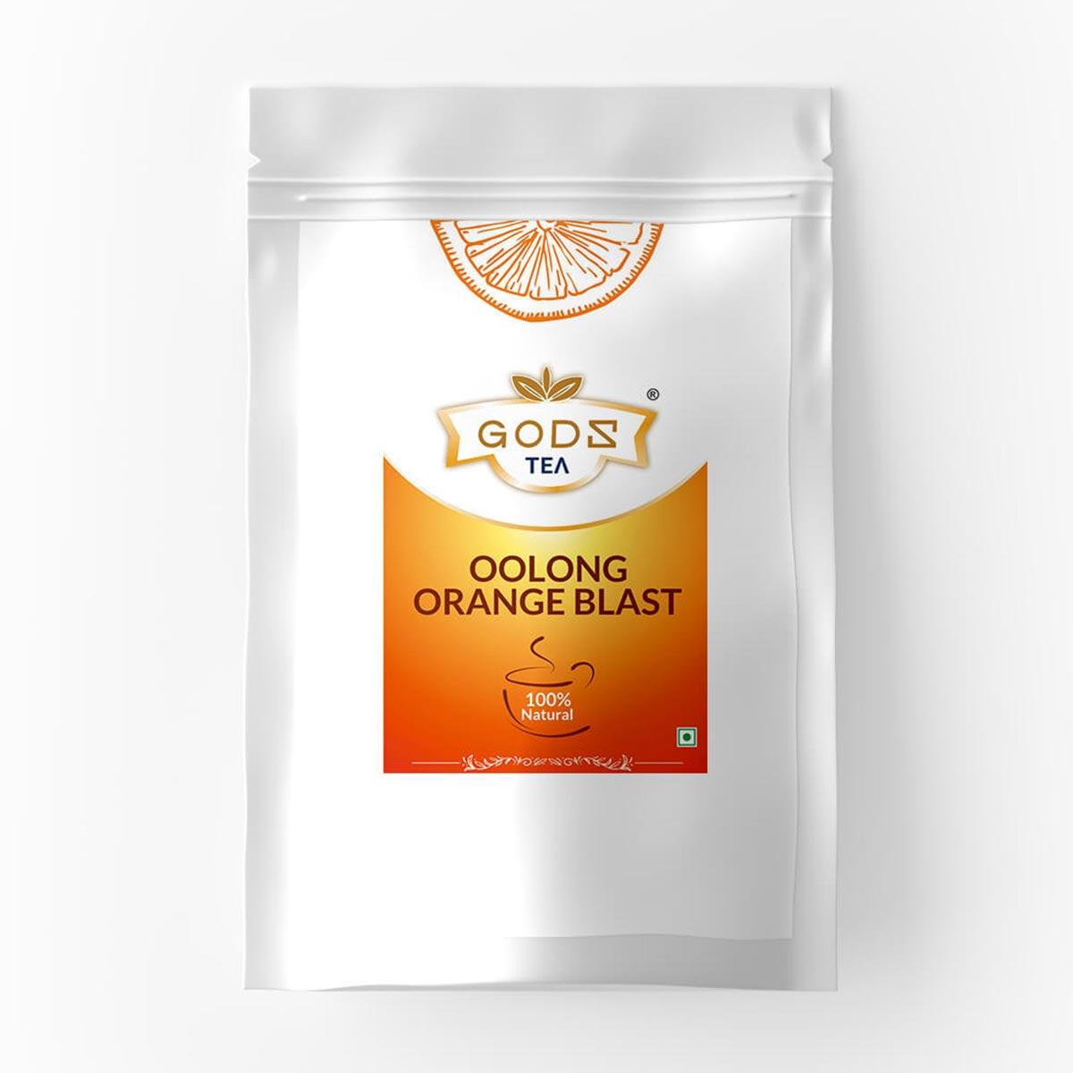 Herbal Oolong Orange Blast