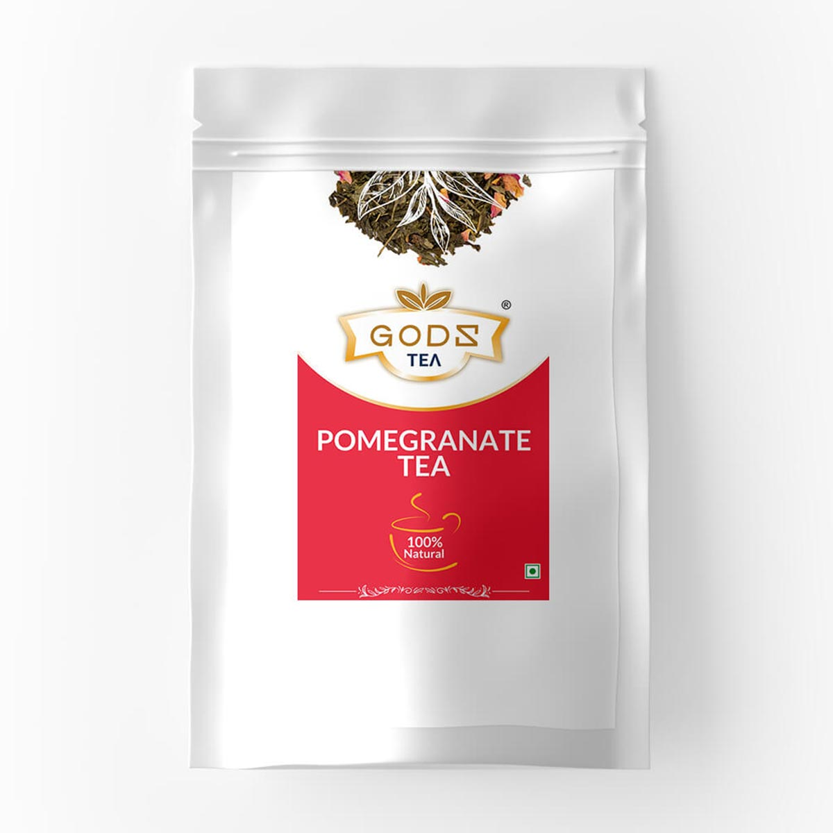 Herbal Pomegranate Tea